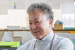 有限会社伊藤硝子 代表取締役 伊藤 健一さん