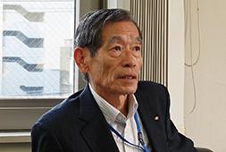 株式会社豊建 代表取締役 松本 寛さん