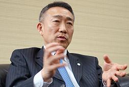 株式会社あけぼの通商 代表取締役社長 近江 朋秀さん